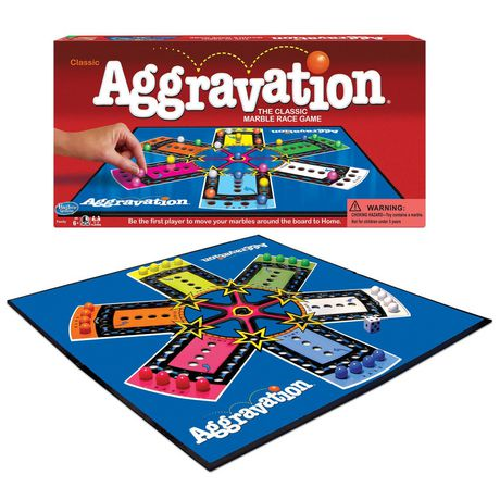 Winning Moves Games Aggravation Game (english Only) - image 1 of 1