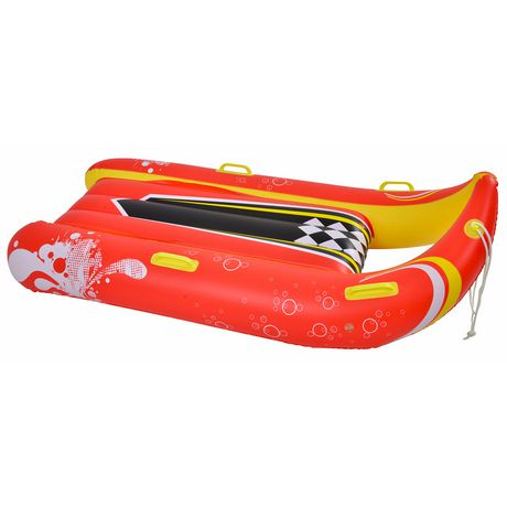 Blue Wave Sports Power Glider 57-in 2-Person Inflatable Snow Sled - image 1 of 5