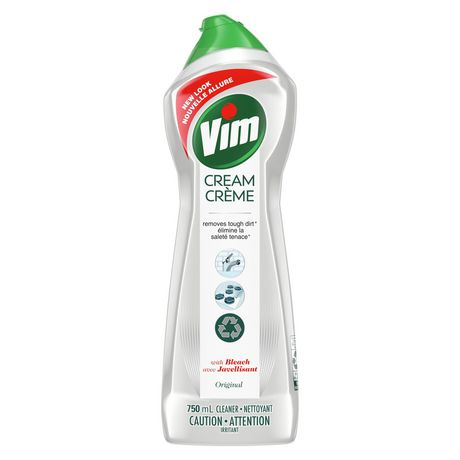 Vim Bleach Cream Cleaner - image 2 of 7
