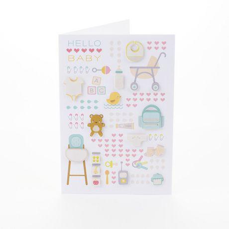 Carte de souhaits avec signature « Nouveau bébé » de Hallmark - image 2 de 6