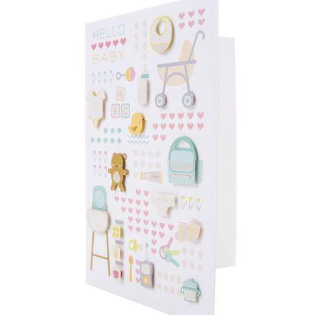 Carte de souhaits avec signature « Nouveau bébé » de Hallmark - image 5 de 6