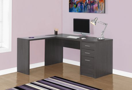 bureau d ordinateur monarch specialties. Black Bedroom Furniture Sets. Home Design Ideas