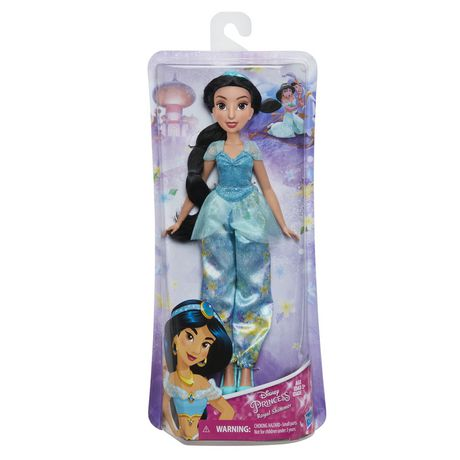 Disney Royal Shimmer Jasmine Disney Aladdin