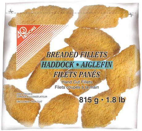 Filets panés d'aiglefin 40 Fathoms - image 1 de 1