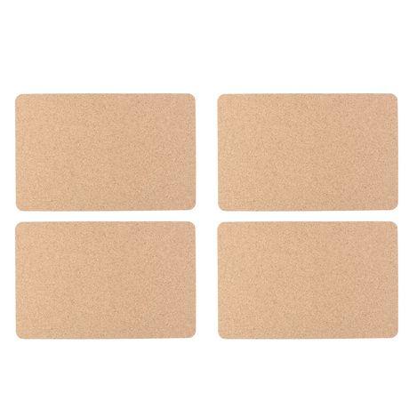 Jelinek Cork Placemats – Set of 4 - image 1 of 2