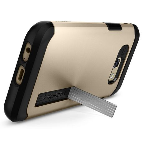 huge discount 9768a 2a387 Spigen, Slim Armor Case for Samsung Galaxy A5 2017, Champagne Gold ...