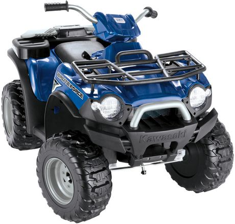 the latest 6787c 0250d Power Wheels Kawasaki Brute Force - image 3 of 9 ...
