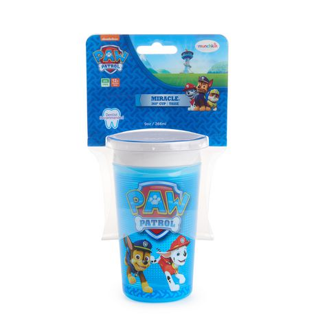 Munchkin PAW Patrol™ Miracle® 360°Sippy Cup - 9oz - image 1 of 1