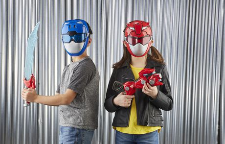 Power Rangers Beast Morphers Red Ranger Mask for Roleplay - image 6 of 6