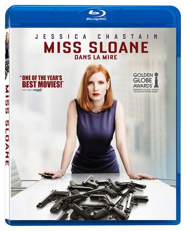 Miss Sloane  [2017 - 1080p - x264- TRUEFRENCH- MULTI - NOTAG]