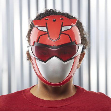 Power Rangers Beast Morphers Red Ranger Mask for Roleplay - image 3 of 6