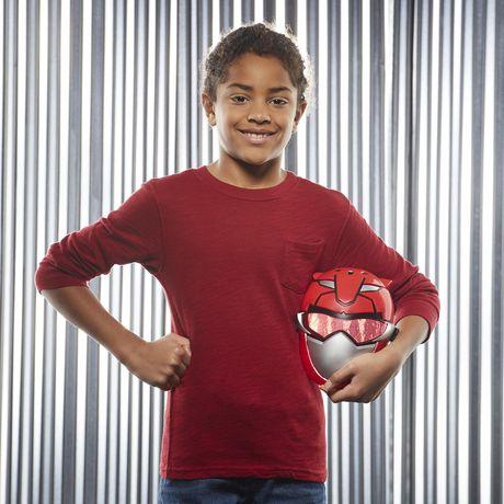 Power Rangers Beast Morphers Red Ranger Mask for Roleplay - image 5 of 6