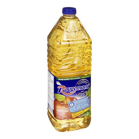 Rougemont Apple Calcium Juice   Walmart.ca