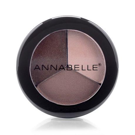 Annabelle Trio Eyeshadow - Haute Chocolate - image 1 of 1
