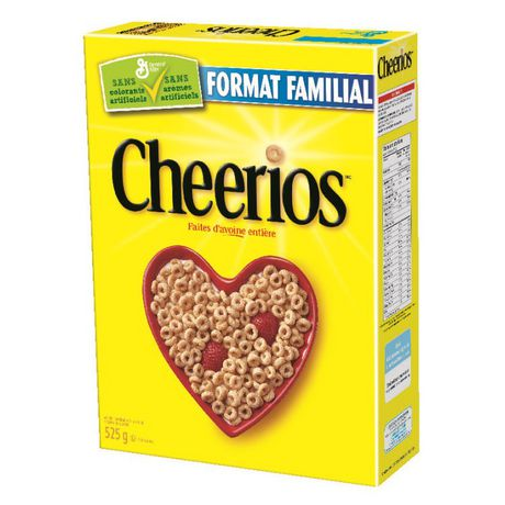 Cheerios™ Whole Grain Oats Cereal, Family Size - image 6 of 6
