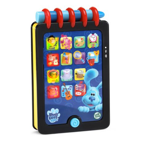 LeapFrog® Blue's Clues & You! Really Smart Handy Dandy Notebook - English Version - image 5 of 7