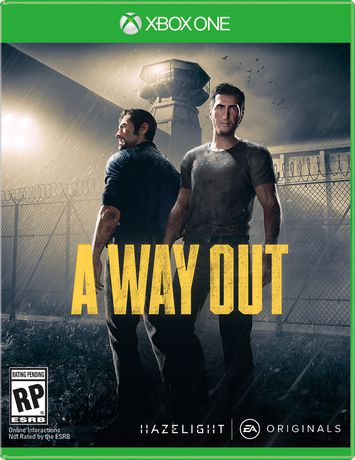 A Way Out (Xbox One) - image 1 de 8
