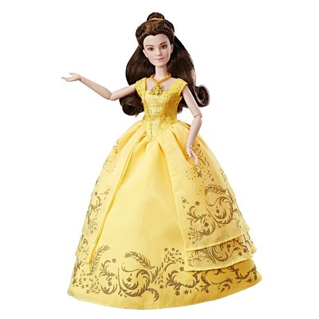 Disney Princess Disney Beauty And The Beast Enchanting Ball Gown Belle