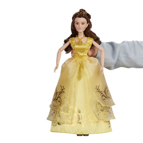 new Beauty and the Beast Grand Romance Movie Doll 2 Pack w Belle