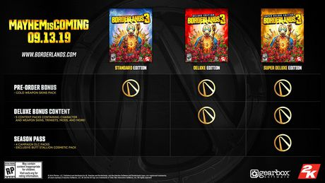 Borderlands 3 Super Deluxe Edition (PS4) - image 2 of 9