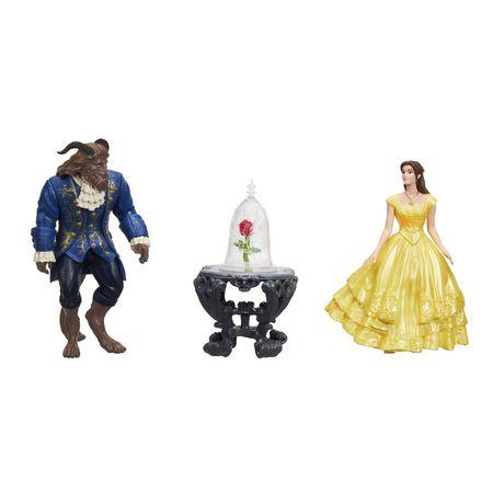 Disney La Belle Et La Bete Scene De La Rose Enchantee Walmart Canada