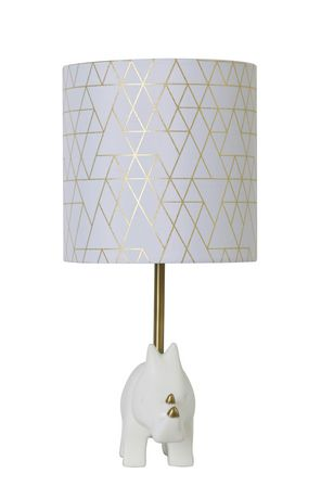 hometrends Rhino Table Lamp - image 2 of 4
