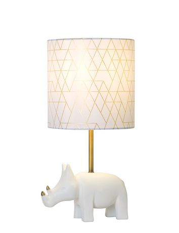 hometrends Rhino Table Lamp - image 3 of 4