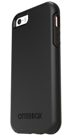 best loved 1343d 8f0c8 OtterBox Symmetry Case for iPhone 5s/SE in Black