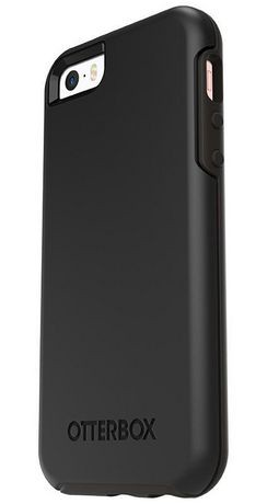 otterbox symmetry iphone 5s otterbox symmetry for iphone 5s se in black walmart 15823