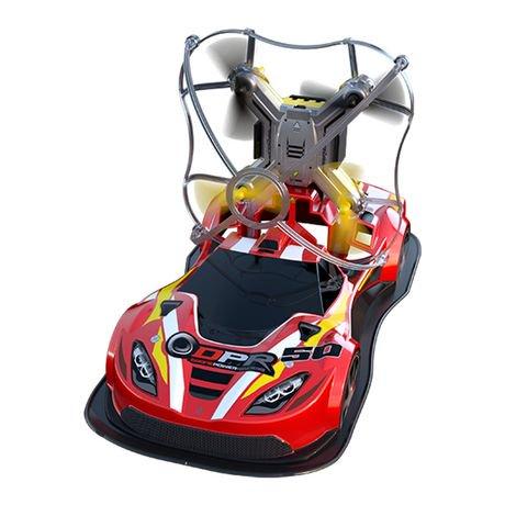air hogs 2 in 1 drone power racers pour rouler et voler voiture de sport rouge walmart. Black Bedroom Furniture Sets. Home Design Ideas