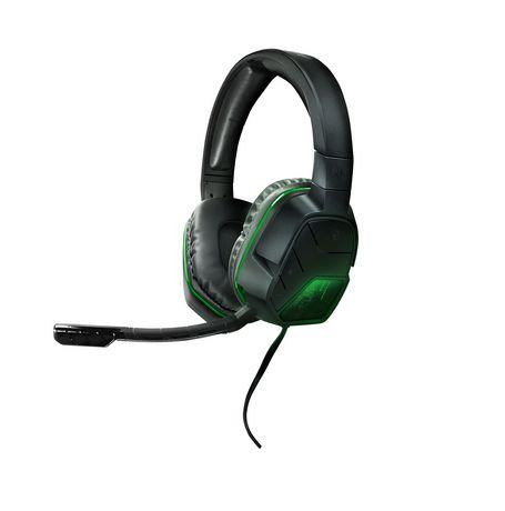 Pdp Casque Découte Afterglow Lvl 5 Plus Pour Xbox One Walmart Canada