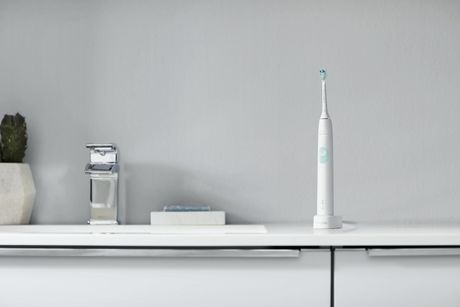 Philips Sonicare ProtectiveClean 4100 WhiteSonic electric toothbrush 1 cleaning mode1 x BrushSync feature - image 5 of 5