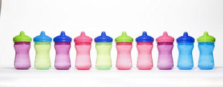 Verres antifuites Sipsters de Playtex Baby avec paille - image 4 de 8