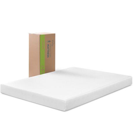 Spa Sensations 6 inch Memory Foam Mattress - image 9 of 9
