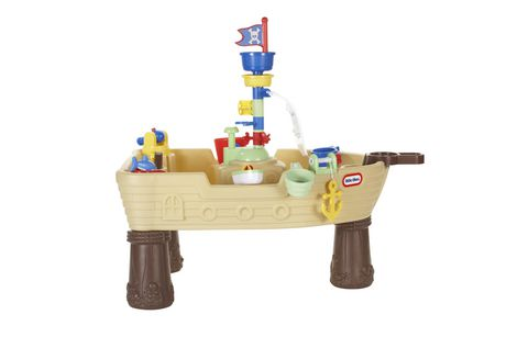 Little Tikes Anchors Away Water Play Pirate Ship - image 3 of 6