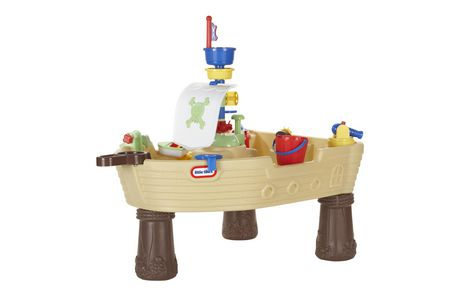 Little Tikes Anchors Away Water Play Pirate Ship - image 2 of 6