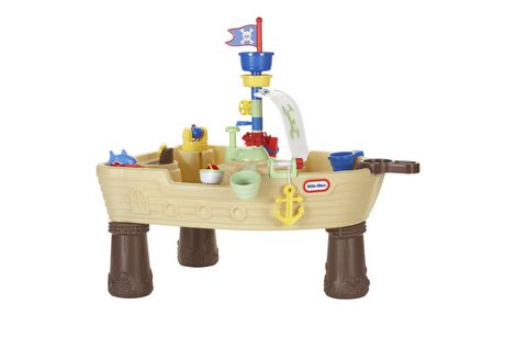 Little Tikes Anchors Away Water Play Pirate Ship - image 5 of 6