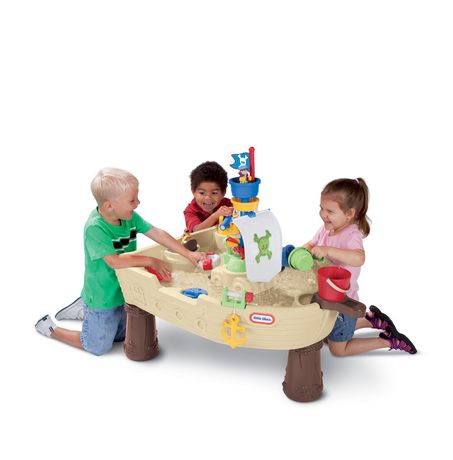 Little Tikes Anchors Away Water Play Pirate Ship - image 6 of 6