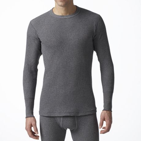 Stanfield's® Scots® Thermal Long Sleeve Shirt. - image 1 of 1