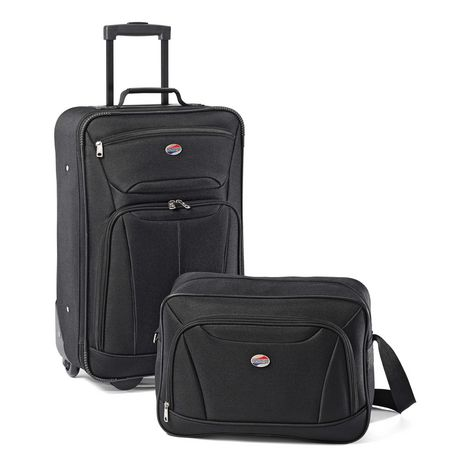 American Tourister Fieldbrook II 2-Piece Luggage Set - image 1 of 4