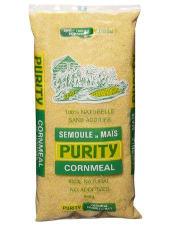 Purity Cornmeal Hot Breakfast Cereal 500g