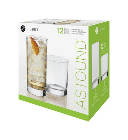 Libbey Astound Glassware - image 1 of 1