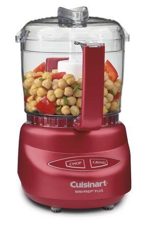 Cuisinart Mini-Prep plus Processor Red - image 2 of 2