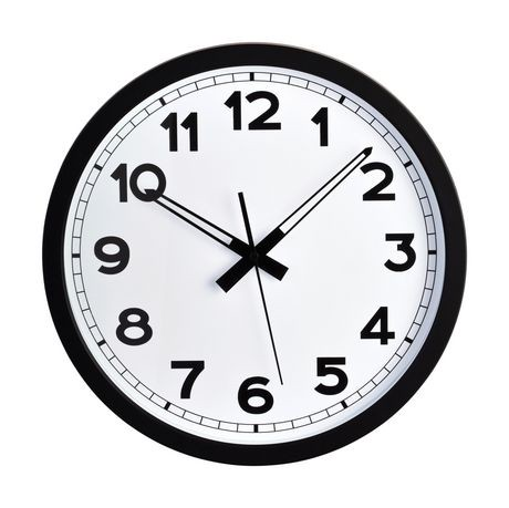 loft wall clock walmart canada