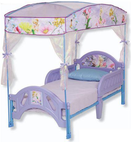 Disney Fairies Canopy Bed | Walmart Canada