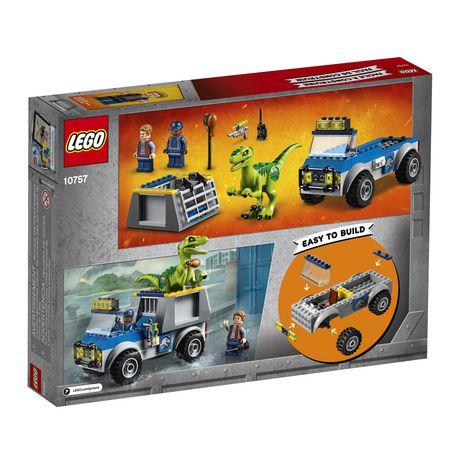 LEGO Juniors - Le camion de secours du vélociraptor (10757) - image 6 de 6