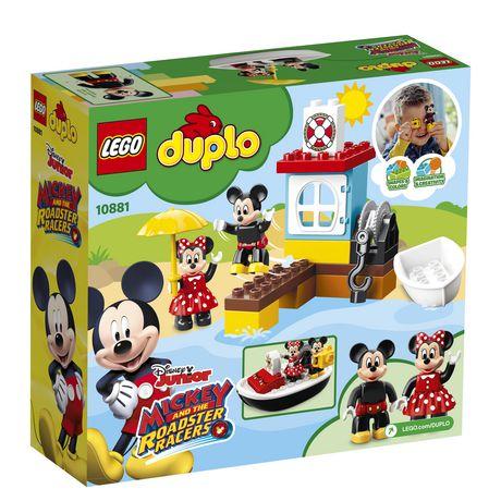 LEGO DUPLO Mickey's Boat 10881 Building Blocks (28 Piece) - image 6 of 6