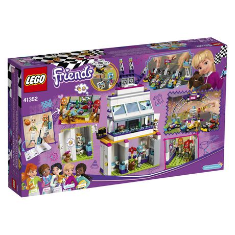 LEGO Friends The Big Race Day 41352 Building Kit (648 Piece) - image 6 of 6