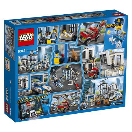 LEGO City Police Police Station 60141 Building Kit - image 6 of 6
