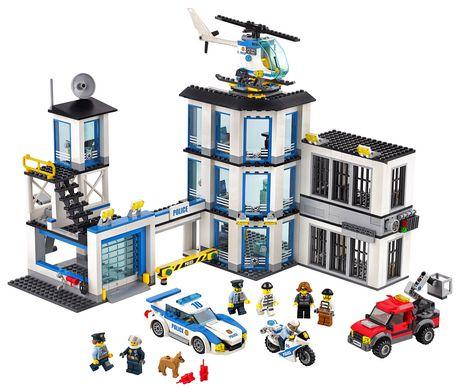LEGO City Police Police Station 60141 Building Kit - image 3 of 6